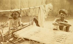 The native loom or Mag, Berar